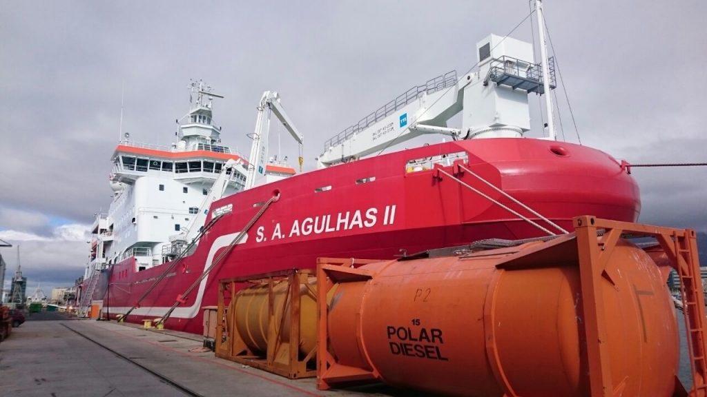 Ship Agulhas II