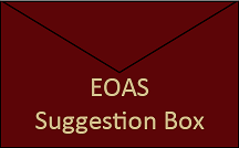 EOAS Suggestion Box - Internal Use