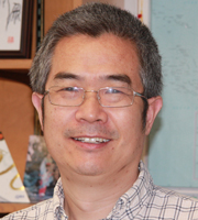 Dr. Liu Photo